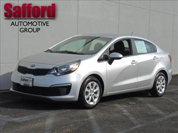 2016 Kia Rio for sale in Fredericksburg, VA