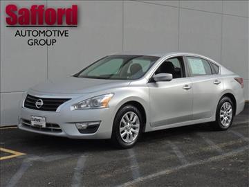2015 Nissan Altima for sale in Fredericksburg, VA