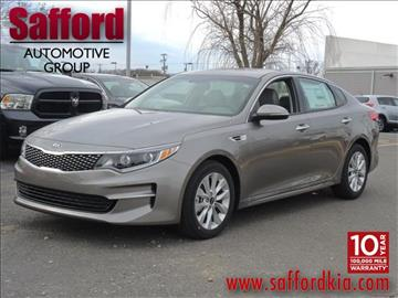2016 Kia Optima for sale in Fredericksburg, VA