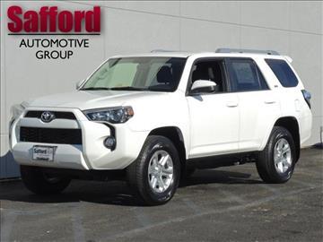 2015 Toyota 4Runner for sale in Fredericksburg, VA