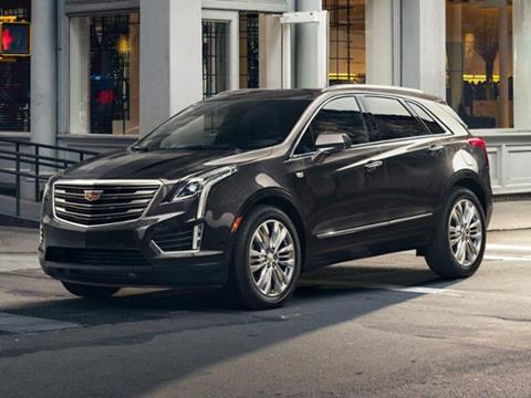 2017 Cadillac XT5 for sale in Greenwich CT