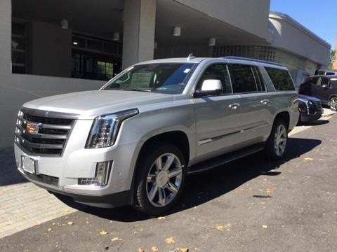 2017 Cadillac Escalade ESV for sale in Greenwich, CT