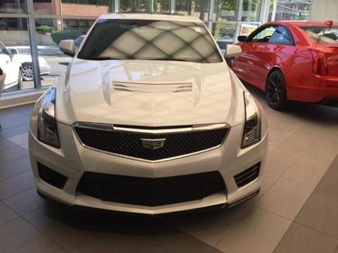 2017 Cadillac ATS-V for sale in Greenwich, CT