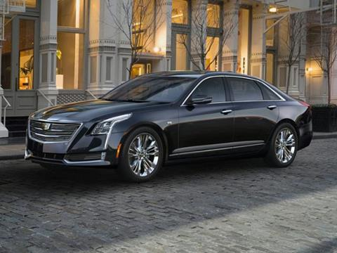 2018 Cadillac CT6 for sale in Greenwich CT