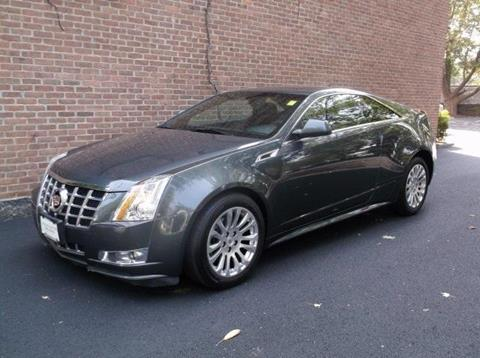 2014 Cadillac CTS for sale in Greenwich CT