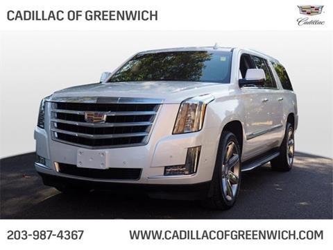 2018 Cadillac Escalade ESV for sale in Greenwich, CT