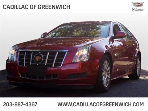 2012 Cadillac CTS for sale in Greenwich, CT