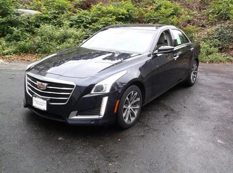 2016 Cadillac CTS for sale in Greenwich, CT