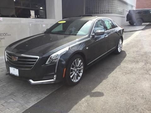 2016 Cadillac CT6 for sale in Greenwich CT