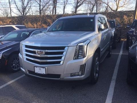 2017 Cadillac Escalade for sale in Greenwich, CT