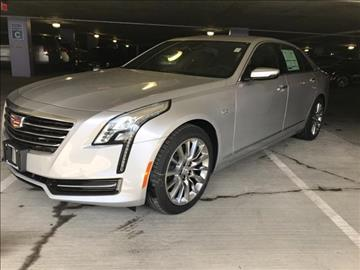 2017 Cadillac CT6 for sale in Greenwich, CT