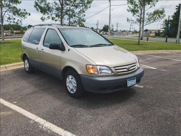 2002 Toyota Sienna for sale in Maple Grove, MN