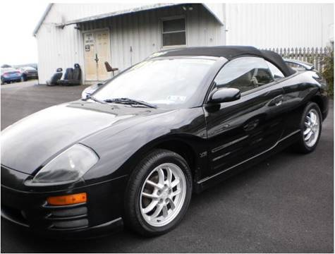 2001 Mitsubishi Eclipse Spyder for sale in Ephrata, PA