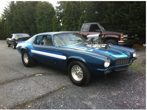1971 chevrolet camaro for sale alexandria va. Black Bedroom Furniture Sets. Home Design Ideas