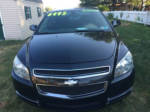 2009 Chevrolet Malibu for sale at BIRD'S AUTOMOTIVE & CUSTOMS in Ephrata PA