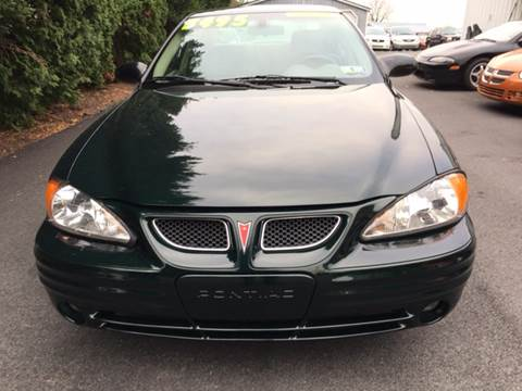 2002 Pontiac Grand Am for sale at BIRD'S AUTOMOTIVE & CUSTOMS in Ephrata PA