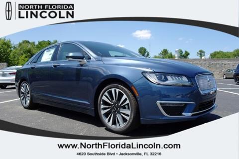 2019 Lincoln MKZ Hybrid for sale in Jacksonville, FL