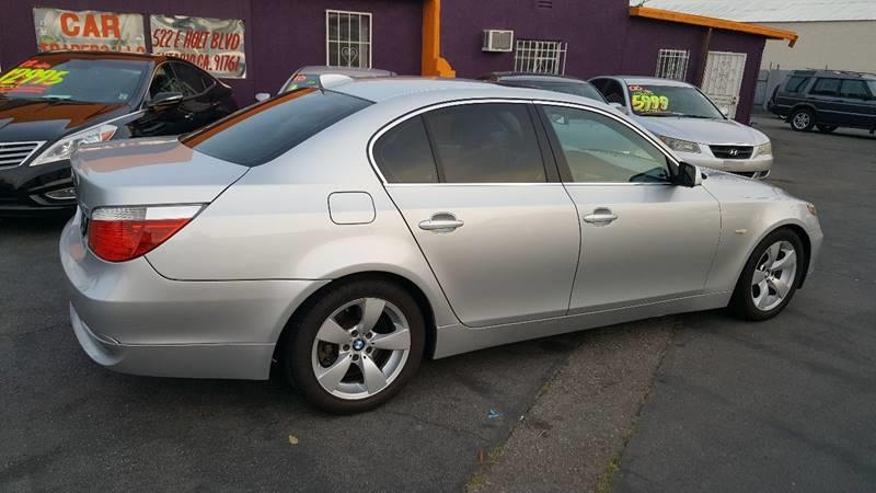 2007 bmw 5 series 530i 4dr sedan in ontario ca - car traders llc
