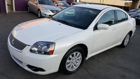 2012 Mitsubishi Galant for sale in Ontario, CA
