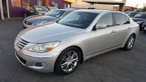 2011 Hyundai Genesis for sale in Ontario, CA