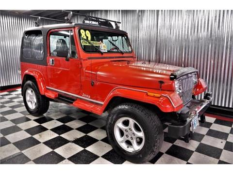 1989 Jeep Wrangler for sale in Portland, OR