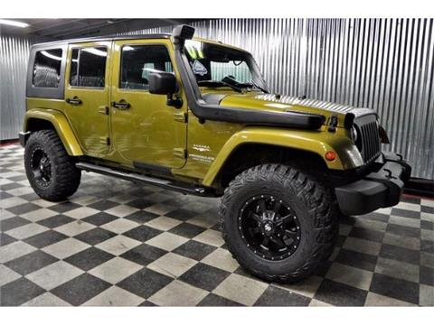 2007 Jeep Wrangler Unlimited for sale in Portland, OR