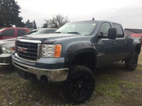 2008 GMC Sierra 2500HD for sale in Portland, OR