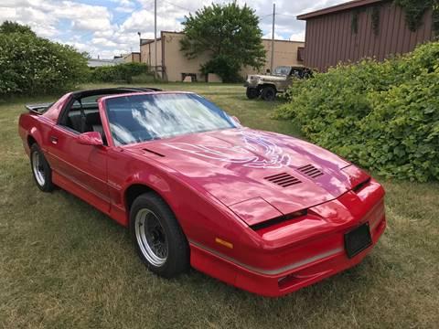 1986 Pontiac Firebird for sale in Adrian, MI