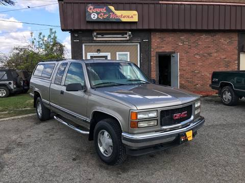 1999 GMC Sierra 1500 Classic for sale in Adrian, MI