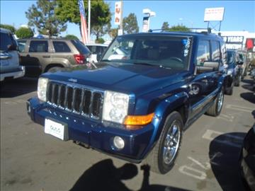 2006 Jeep Commander for sale in Hawthorne, CA