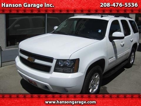 2012 Chevrolet Tahoe for sale in Orofino, ID