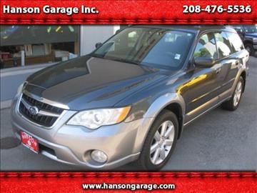 2009 Subaru Outback for sale in Orofino, ID