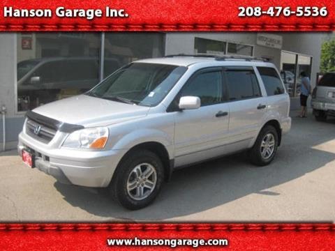 2010 Dodge Grand Caravan for sale in Orofino ID