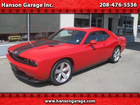 2009 Dodge Challenger for sale in Orofino ID