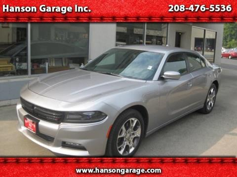 2017 Dodge Charger for sale in Orofino, ID