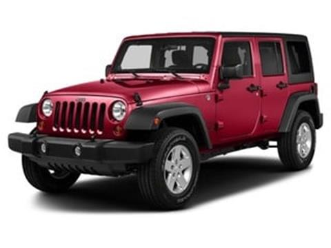 2018 Jeep Wrangler Unlimited for sale in Orofino ID