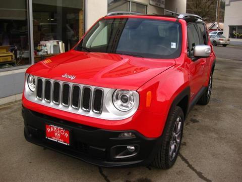 2018 Jeep Renegade for sale in Orofino, ID