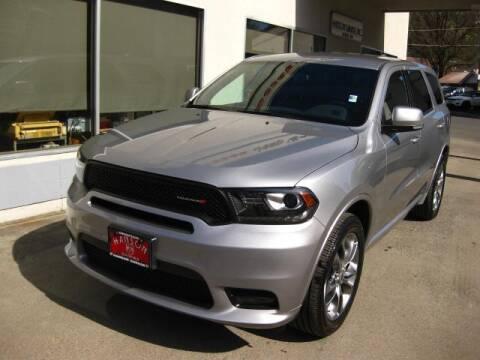 2019 Dodge Durango GT for sale at Hanson Garage Inc in Orofino ID