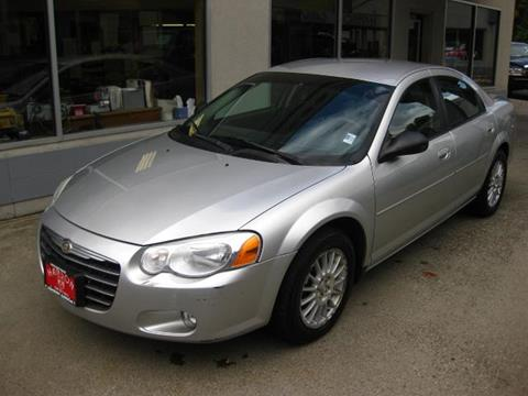2004 Chrysler Sebring for sale in Orofino, ID