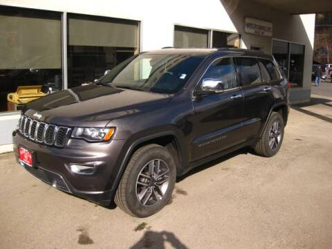 2019 Jeep Grand Cherokee Limited for sale at Hanson Garage Inc in Orofino ID