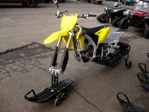 2016 Suzuki RMZ 450 for sale at Hanson Garage Inc in Orofino ID