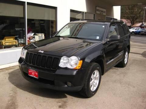 2010 Jeep Grand Cherokee Laredo for sale at Hanson Garage Inc in Orofino ID