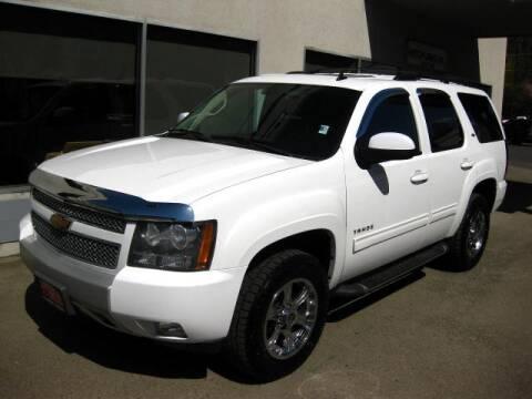 2010 Chevrolet Tahoe LT for sale at Hanson Garage Inc in Orofino ID