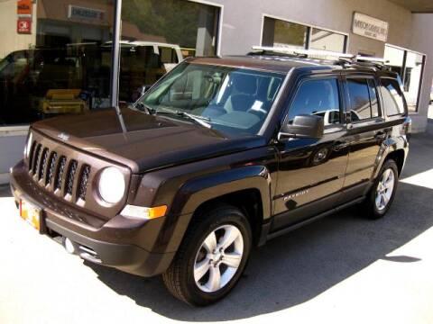 2014 Jeep Patriot Sport for sale at Hanson Garage Inc in Orofino ID