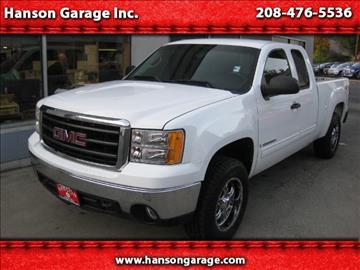 2007 GMC Sierra 1500 for sale in Orofino, ID