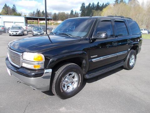 2002 GMC Yukon for sale in Port Orchard, WA