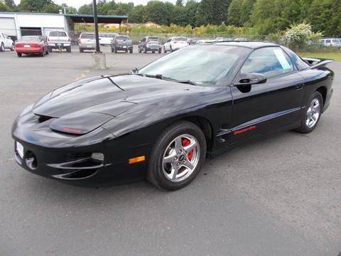 1998 Pontiac Firebird for sale in Port Orchard, WA
