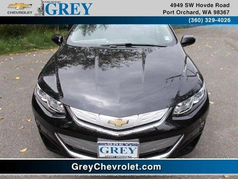 2018 Chevrolet Volt for sale in Port Orchard, WA