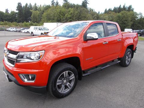 Grey Chevrolet Inc Port Orchard Wa Inventory Listings