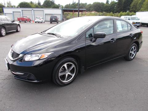 2015 Honda Civic for sale in Port Orchard, WA